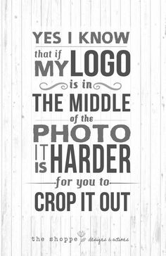 Hilarious photography posters by The Shoppe Designs & Actions
