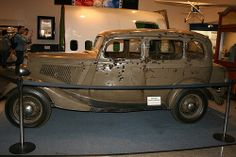 Bonnie and Clyde Ambush Museum ~ Gibsland, Lousiana