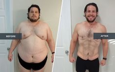 Watch This MyFitnessPal User Lose 176 Pounds Over 2 Years, 1 Photo Per Day