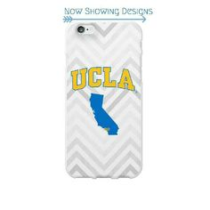 www.nowshowingdesigns.com #UCLA #college #phonecase #iphone #football #apple #Bruins
