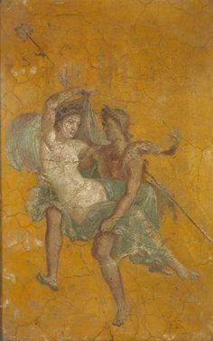 menadi danzanti pompei