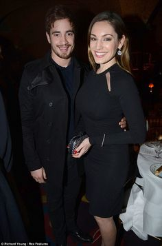 Ladies' man: Danny has a reputation as a womaniser, having previously dated Kelly Brook, among others