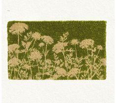 Green Mums Doormat  $38.00 |  Terrain