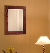 Bathroom Mirrors and Decorative Wood, Lacquered and Frameless Wall Mirrors | Kentwood Manufacturing