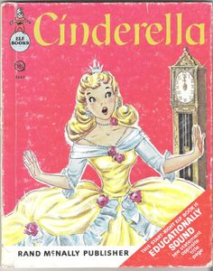 Cinderella illustrated by Helen Endres and William Neebe (1956)