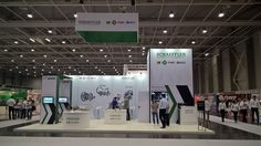 Exhibition stand Budapest