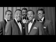 The Temptations My Girl Original Video Recording 1964 WS - YouTube