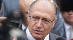 Geraldo Alckmin pede quebra de sigilo de usuários do Twitter que o criticaram