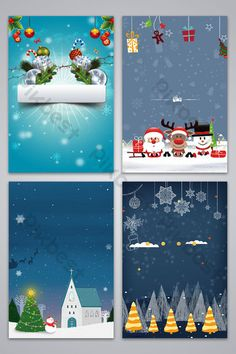 Cartoon dreamy christmas background#pikbest#backgrounds Merry Christmas Poster, Christmas Background, Backgrounds, Xmas, Fantasy, Cartoon, Creative, Design, Christmas Scenery