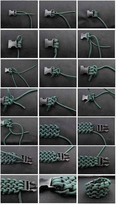 Rope Crafts Easy Diy Crafts Bracelet Crafts Bracelets Loom Scarf Diy Belts Diy Origami Hobbies And Crafts Knit Crochetfrom not sure the name of this but here is how it s done its a cobra weaved into a cobra paracord… – artofit – Artofit If you have Paracord Belt, Paracord Bracelets, How To Braid Paracord, Paracord Diy, Paracord Weaves, Bracelet Knots, Crochet Bracelet, Paracord Tutorial, Bracelet Tutorial