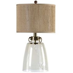 Anchor Bay Round Glass Table Lamp - jcpenney. $90