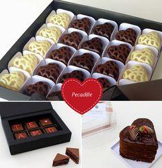 Doces especiais para o Dia dos Namorados - Constance Zahn Chocolate Bouquet Diy, Diy Bouquet, Cookie Recipes, Breakfast, Gifts, Food, Decor, Grande, Link