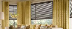 WOOD BLINDS FOR A ROOM WITH A VIEW - http://www.zebrablinds.com/blog/wood-blinds-room-view/  #WoodBlinds, #WindowBlinds, #RemoteBlinds, #AutomaticBlinds