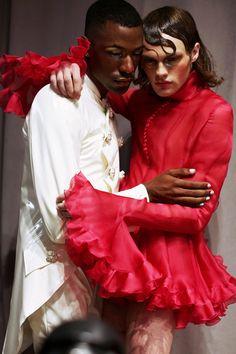 Los nuevos románticos de Palomo Spain conquistan Nueva York © Hadar Pitchon