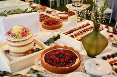 #dulces #mesadedulces #nakedcake