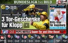 http://www.bild.de/bundesliga/1-liga/saison-2014-2015/fc-augsburg-gegen-vfb-stuttgart-am-29-Spieltag-36650286.bild.html just left the live tickers to read about Hansi Flick, then a goal already....come on VfB, I have other things to do that watching you, so, fight hard yourself, not always so arrogant after won last time, that, your arrogance, always made you lose...