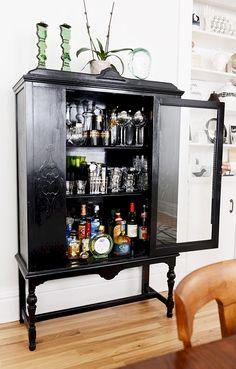 Living room bar inspiration