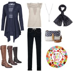 Fat Face - Birthday 2013, created by minime80 on Polyvore