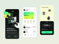Mobile Design, App Design, Branding Design, Design Trends, Design Your Own Card, Motion App, Directory Design, Designer Friends, Ui Design Inspiration