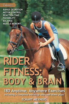 Warm Up Exercises for Equestrians
