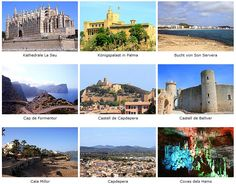 Sehenswürdigkeiten auf Mallorca