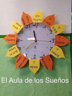 Hay otra forma de aprender las horas