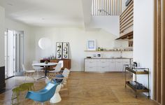 Loft Rental Kitchen in LA by Oonagh Ryan Architects | Remodelista