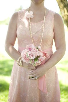 Stems by Serendipity Bridesmaid bouquet