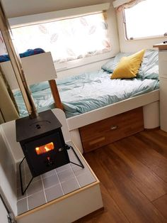 We would be confident in saying our lovely folding caravan is a one of a kind! This classic lightwei Casita Camper, Popup Camper Remodel, Diy Camper, Camper Van, Caravan Conversion, Cargo Trailer Camper Conversion, Motorhome Conversions, Bus Living, Tiny Living