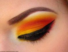 More fairy eye makeup