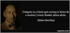 robert benchley quotes - Google Search