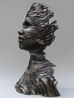 Sculptures Made of Stainless Steel
