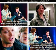 [gifset] J2 and their most intense or emotional scene. im even upset!