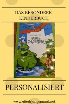 Das besonderste Kinderbuch der Welt - mit personalisierter Geschichte