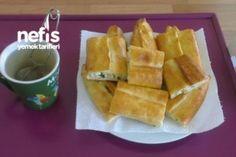 Yumuşak Peynirli Pide – Nefis Yemek Tarifleri