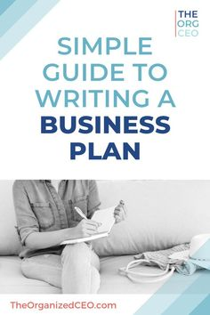 This business plan template was designed specifically for online business owners. It will help you learn how to write a business plan, what to include, and set the foundation for your small business. Online Business Plan, Writing A Business Plan, Business Plan Template, Business Advice, Starting A Business, Business Planning, Business Organization, Online Entrepreneur, Marketing Plan