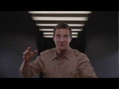 """Awesome Bear Grylls Dockers piece by Macula Films, the folks who made our new video for """"Crocodile Skins"""" Bear Grylls, Crocodile Skin, Give It To Me, Films, Commercial, Inspirational, Awesome, People, Life"""