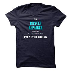 I'm A Bicycle Repairer T-Shirt