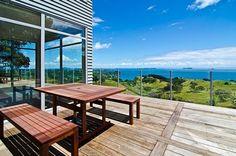 Onetangi Executive Holiday Accommodation Waiheke Onetangi Waiheke Island New Zealand Waiheke Island, Holiday Accommodation, Outdoor Furniture Sets, Outdoor Decor, Kingfisher, Luxury Homes, Beach, Houses, Glass