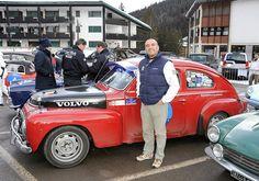 Volvo alla Winter Marathon 2014 con tre vetture e Ivan Capelli