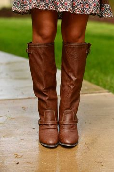 Description: The most versatile of boots is back!! If there ever was a perfect boot, this would be it. It pairs well with dresses, leggings, jeans and shorts! Wear them all fall, winter and spring lon