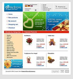 50+ Valentine\'s Day Related Website Templates | Template, Website ...
