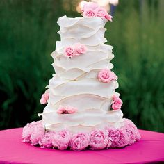 summer wedding cake ideas | Wedding Cake Ideas For Summer in Cake