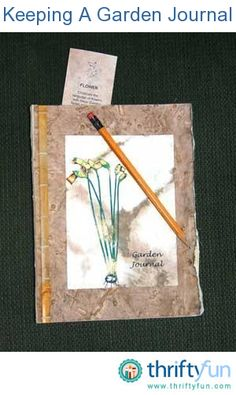 This is a guide about keeping a garden journal. Keeping a garden journal is a good way to review past successes and failures as well as, plan for the upcoming season.