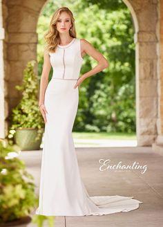 0c1abef768 Modern Wedding Dresses 2019 by Mon Cheri