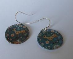 Bambi earrings from Goulter-Bennetts on eBay