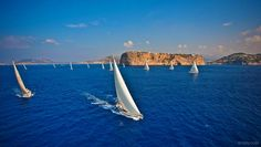GREECE CHANNEL| 34th Ariane's Cup 2013 Istion Yachting Greece