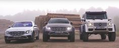 Mercedes Will Build the E400 All-Terrain 4x4 Squared, MT Says It's Better Than E