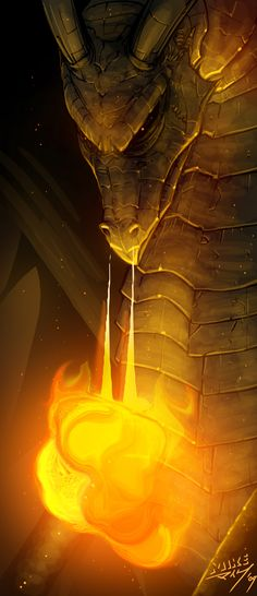Works by vashperado   Dragons Breath