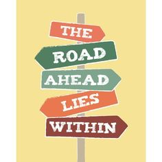 The Road Ahead Lies Within. Young Drivers #quote https://www.yd.com